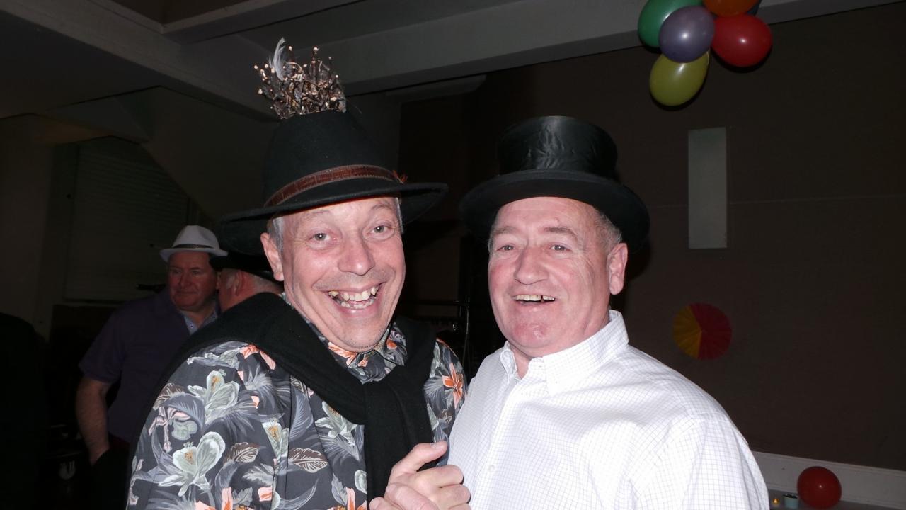 soirée chapeau 2016